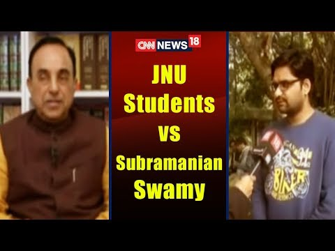 JNU Students vs Subramanian Swamy | Epicentre With Marya Shakil And Shreya Dhoundial