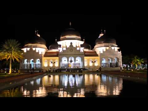 Baiturrahman Grand Mosque Banda Aceh Indonesia