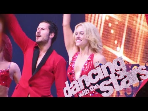 Dancing with the Stars LIVE TOUR VLOG! Dance all Night tour 2016!