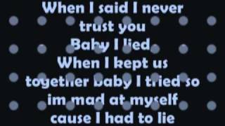 By karma . i dont own any part of this song! song name baby lied