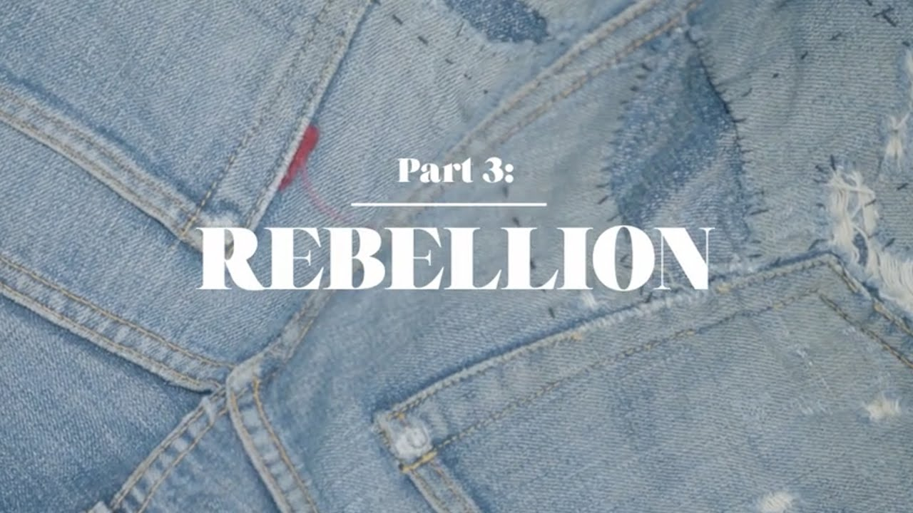 19b07dab1c2 Rebellion | The 501® Jean: Stories of an Original | Episode 3 - YouTube
