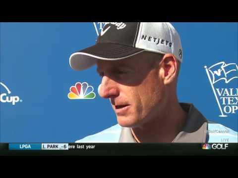 (HD) 2015 Valero Texas Open Round 2 Jimmy Walker bolts into lead