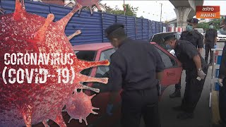 Sambutan Hari Polis Batal Akibat Pkp
