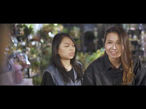 """Angel Eyes"" 故事 Cover -Candice Lei & Hilda Cheang"