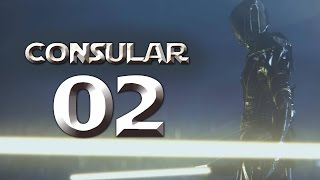 Jedi Consular - Part 2 (THE FIRST BLADE - Star Wars: The Old Republic SWTOR Let
