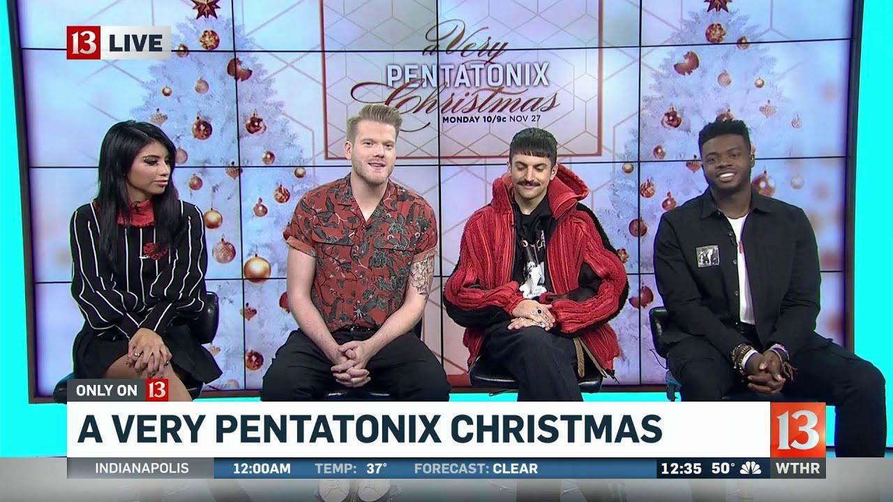 A Very Pentatonix Christmas\' returns to NBC - YouTube