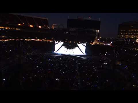 Taylor Swift's Reputation Tour about to begin - Levi's Stadium Santa Clara CA