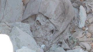 Археологи предлагают не трогать старые захоронения горожан, обнаруженные в центре Волгограда