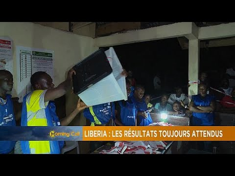 Liberians await results of presidential elections [The Morning Call]