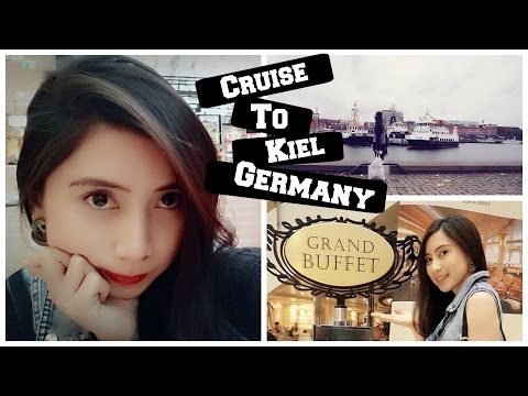 Cruise to Kiel, Germany