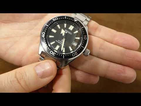 Seiko Prospex SEA SPB051J1 Divers Automatic 62MAS Herrenuhr Taucheruhr Armbanduhr Watch Clock