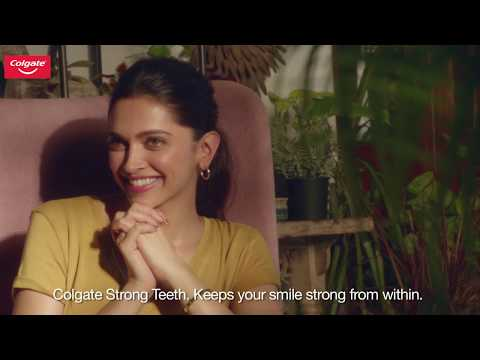 Colgate Strong Teeth - Andar Se Strong - Deepika Padukone (6+30s) - Tamil