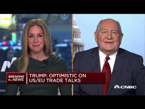 Agriculture Secretary Sonny Perdue on the changes made to the SNAP program