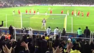 Alex penaltı Kayseri