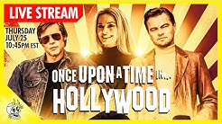 Once Upon a Time in Hollywood LIVE Stream | Flick Connection