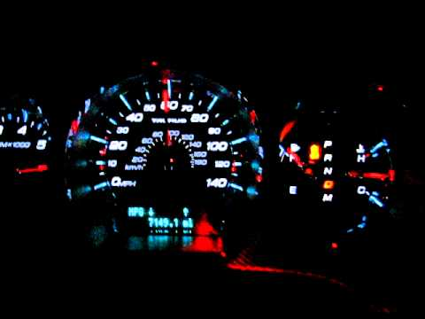Ford Taurus 2012 Twin Turbo 0-60 MPH in 5.0 secs - YouTube