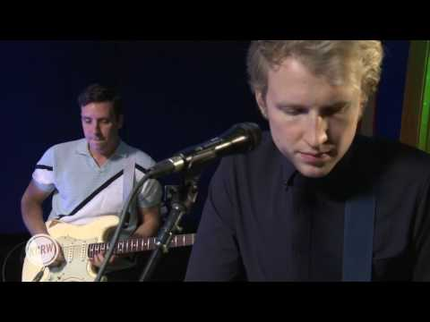 """Two Door Cinema Club performing """"Something Good Can Work"""" Live on KCRW"""