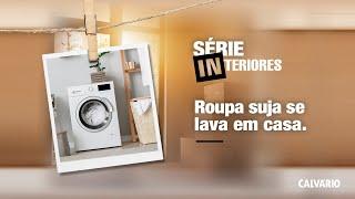 INTERIORES - ROUPA SUJA SE LAVA EM CASA - Culto das 19hs - 30/05/2021