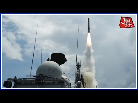 Indian Navy Successfully Test-Fires BrahMos Supersonic Cruise Land Attack Missile