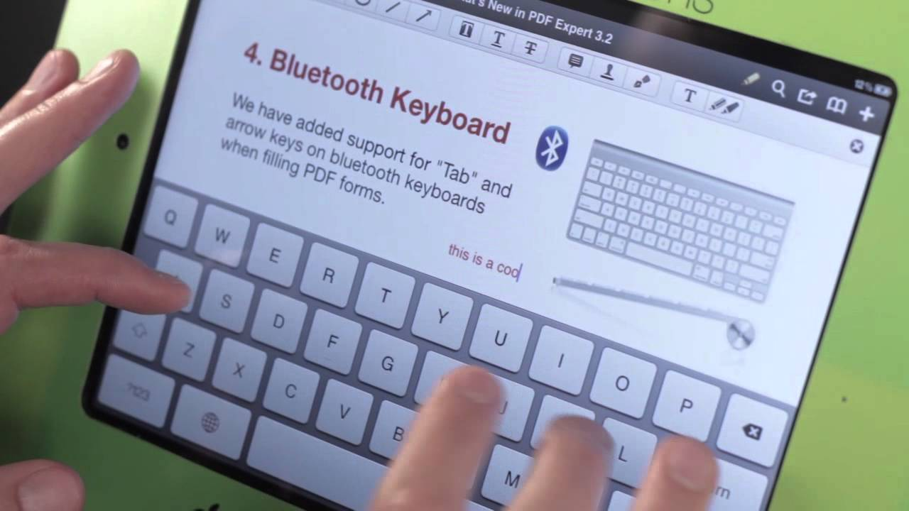 How To Read & Annotate Pdfs On An Ipad : Ipad Tips