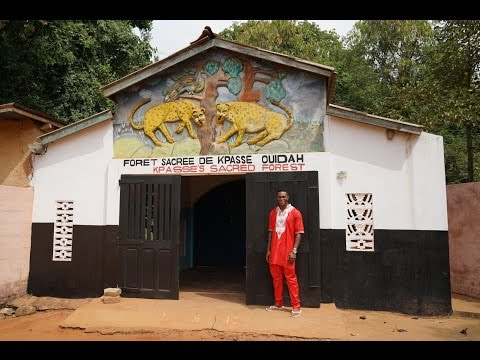 Live.Love.Africa: Tour of the Sacred Forest Ouidah Benin