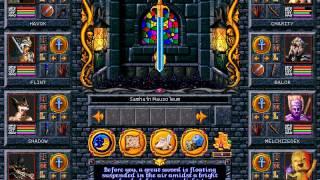 "Grimoire : The Flaming Sword ""Caliburnus"""