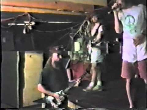 Pantera - Hell Bent For Leather (live 1989) Rehearsals