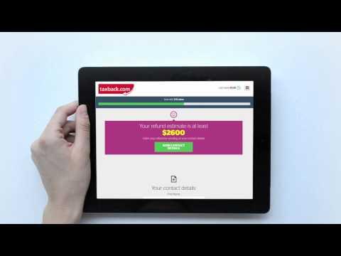 Australian Online Tax Calculator - TaxBack.com