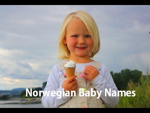 Norwegian Baby Names, Meaning of Norwegian Names
