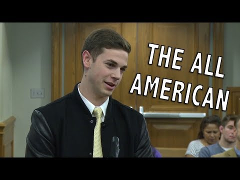 Caught in Providence: THE ALL AMERICAN