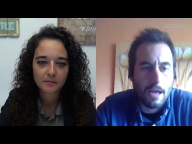 Terapia online, sexología, insomnio. Entrevistamos al psicólogo Alberto Álamo.