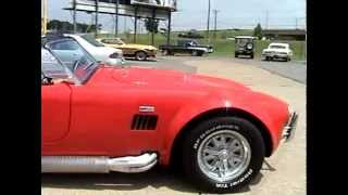 1965 Shelby Cobra 427 Tribute in Red