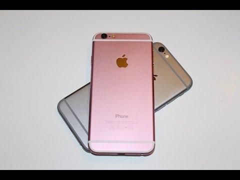 IPHONE 6 GEBRAUCHT ROSE GOLD