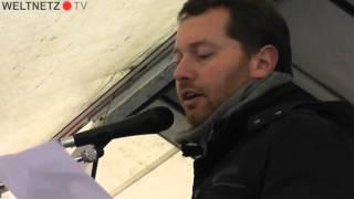 Demo gegen NATO Sicherheitskonferenz München 2016: Mike Nagler - Attac