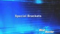 Pigeon Removal St Louis using Bird Barrier BirdWire