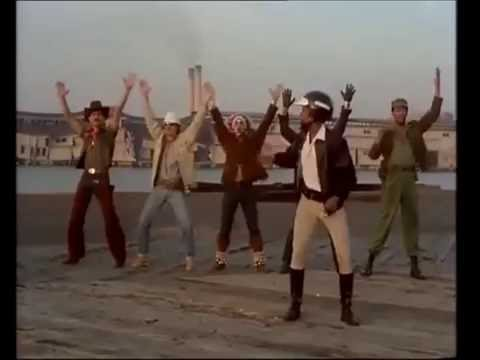 The Village People perform ' Young Ned Of the Hill