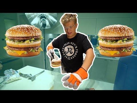 Big Mac vs. Science!