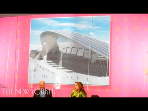 Zaha Hadid on architecture - The New Yorker Conference