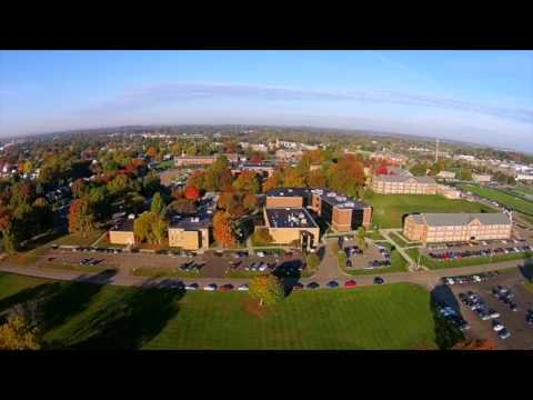 Malone University-- proud to be in Canton, Ohio!