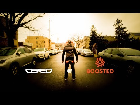 The Nyc Electric Skateboard Crew Season 2 Episode 11 Boosted Or An Obed Bag First Impressions