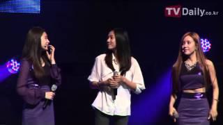 [TD영상] 티아라 14살 아홉번째 멤버 다니, 팬클럽…