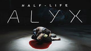 hALF-LIFE 3 ЧЕРЕЗ 100 ЛЕТ - HALF-LIFE: ALYX (VR)