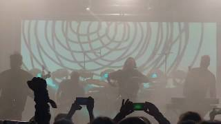 Leprous - Foe, From the Flame - Live @ Quantic, Bucharest, 17.02.2020