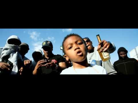LJ Ft SDZ - Ballin [Music Video] | Link Up TV