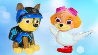 Щенячий патруль Смотреть все серии подряд Развивающие мультики Игрушки Видео для детей Мультфильмы