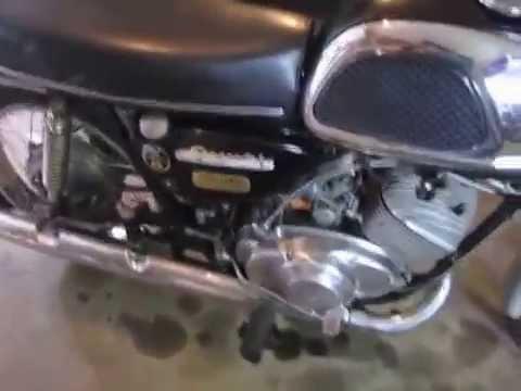 1966 SUZUKI X6
