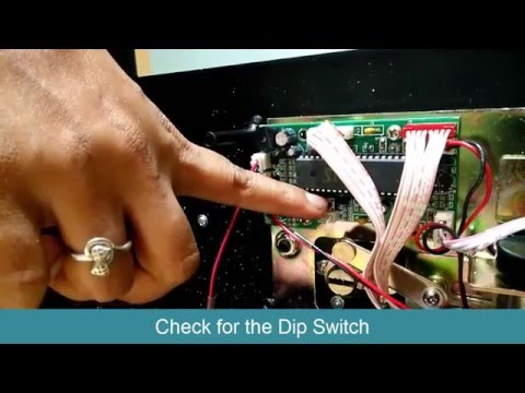 How to reset H 129