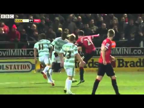 Manchester United,English Football Club | Manchester United Vs Yeovil Town 2015