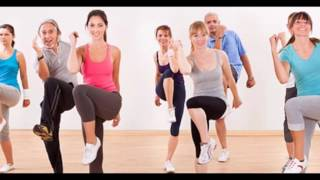 Aerobic exercises for healthy life ...