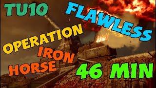 FLAWLESS | Operation Iron Horse (46 min)| Division 2 TU10 #OperationIronHorse #Division2